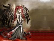 Ange dans le sang