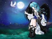 Ange bleu Manga
