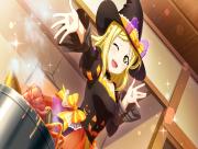 Préparation Halloween