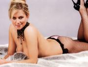Abi Titmuss en tenue