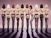Femmes en lingerie