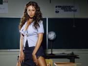Nikki Cox école